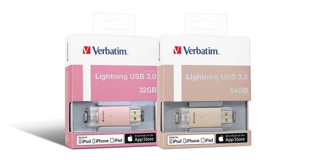Verbatim Lightning USB 3.0