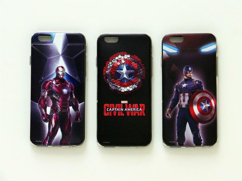 《美國隊長 3》iPhone 6 case