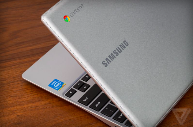 Chromebook 在美國出貨