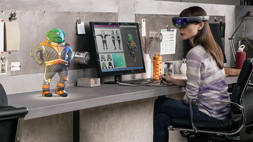 AR、VR 、MR