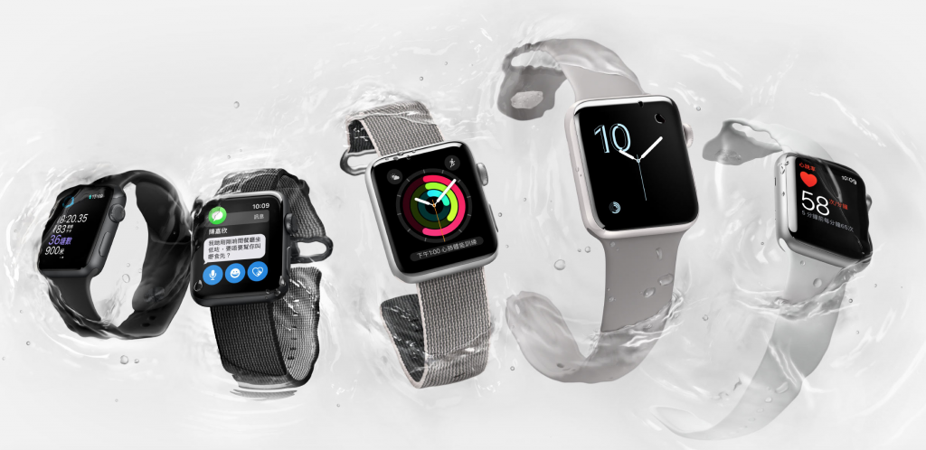 Apple Watch 銷量按年下跌