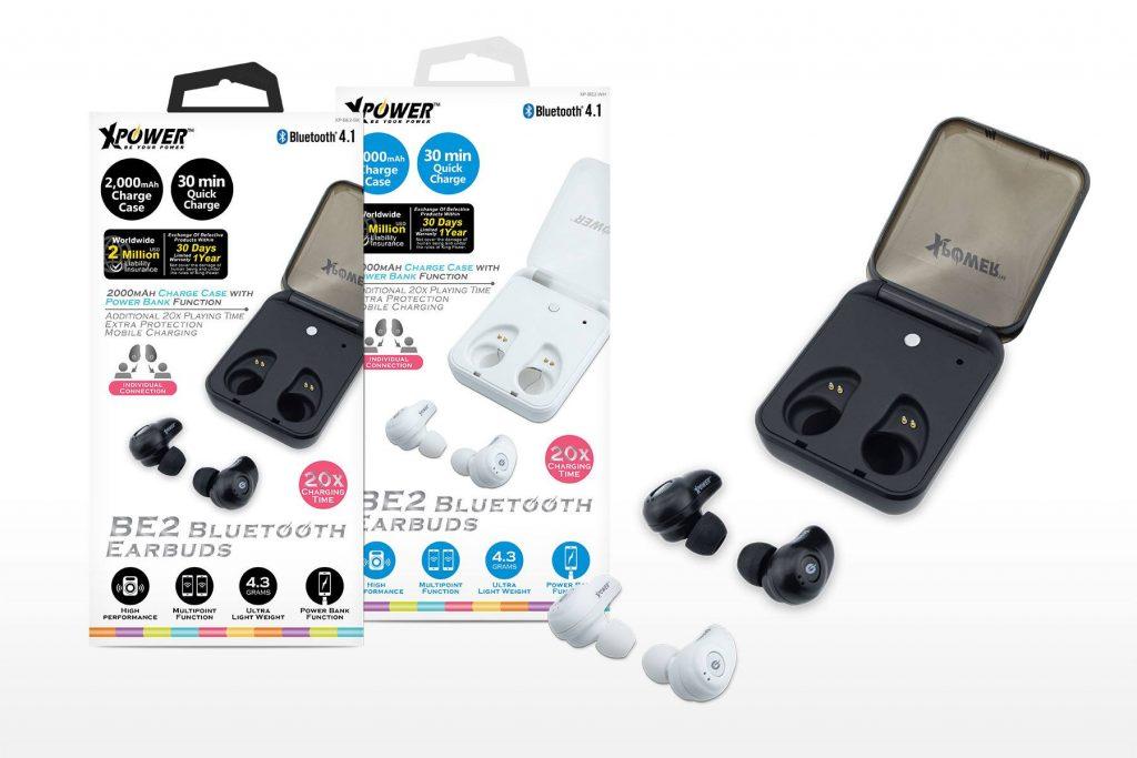 真.無線耳機 Xpower BE2