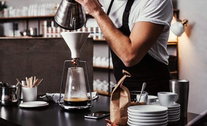 手沖咖啡機 GINA