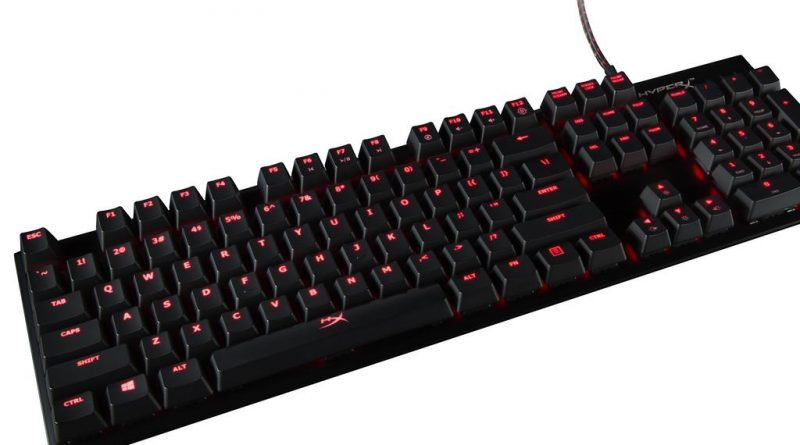HyperX Alloy FPS