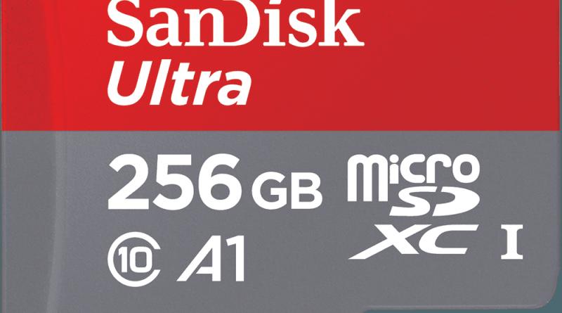 SanDisk A1 SD
