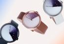 Hidden Time Watch :  隨著時間而變色手錶