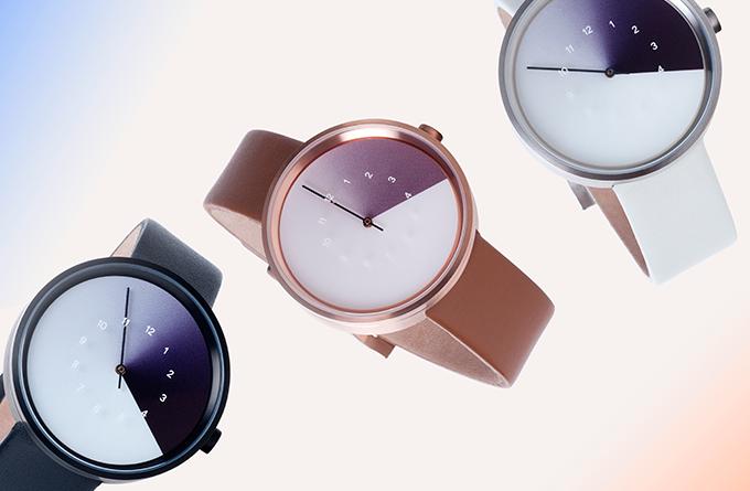 Hidden Time Watch