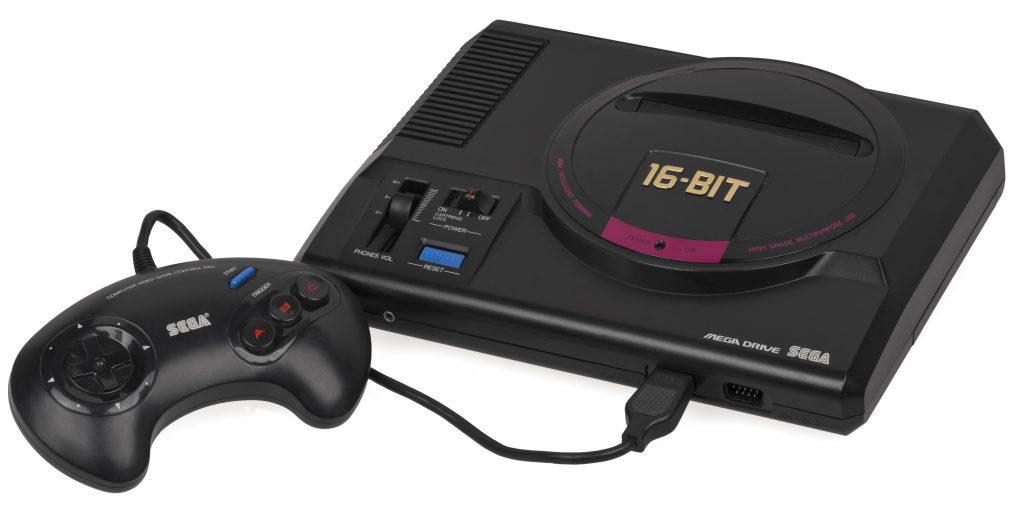 後期的 Mega Drive 雖然轉用 Motorola 68000 ,但仍有一顆 Z80 作輔助。