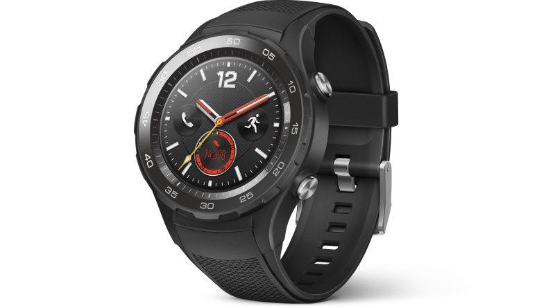 HUAWEI WATCH 2 智能手錶
