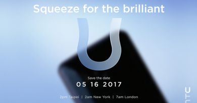 HTC U 系列新品