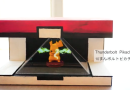 堅.土炮全息圖裝置 Woody:用你的舊手機玩 Hologram