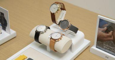 Skagen Connected Hybrid 智能腕錶