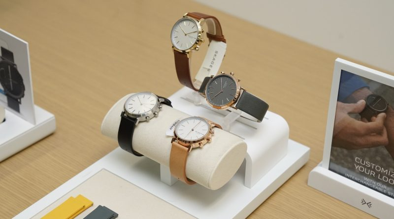 Skagen Connected Hybrid 智能腕錶