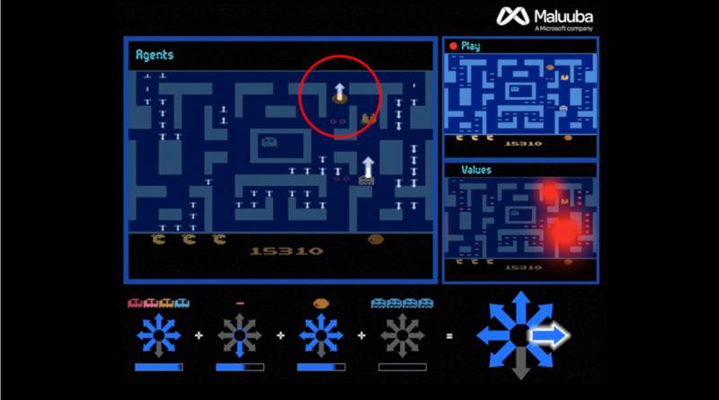 誰說微軟設計的 AI 不強?完美示範在 Ms. Pac-Man 拿到破頂分數