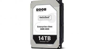 Western Digital 14TB 企業級硬碟