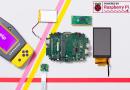 Raspberry Pi 超改裝:像是 Nintendo Switch 一樣的編程主機 Pip