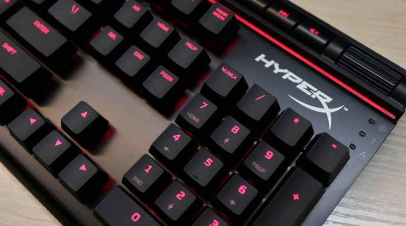 HyperX Alloy Elite