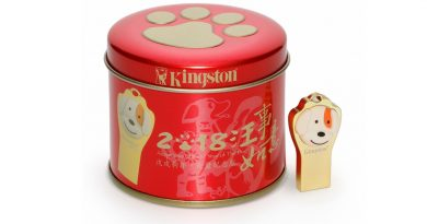 Kingston 限量狗年 USB