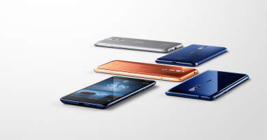 Nokia 8 Android 8.0