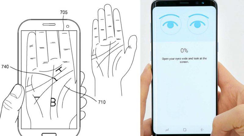 掌紋解鎖 新專利,FaceID 不夠看?