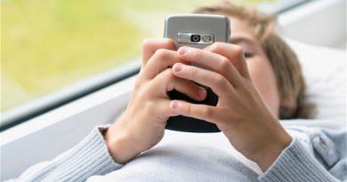 手機信號會危害健康