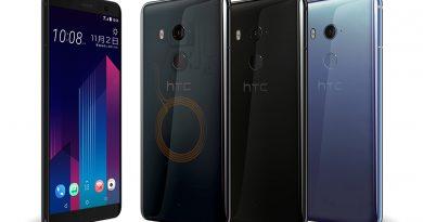 HTC U11+ 透視黑