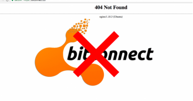 BitConnect 倒閉