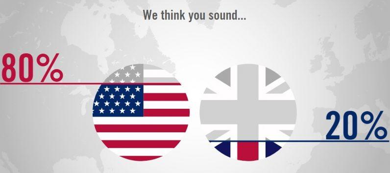 你能說出字正腔圓的「英式口音」嗎?讓 AI 告訴你答案!