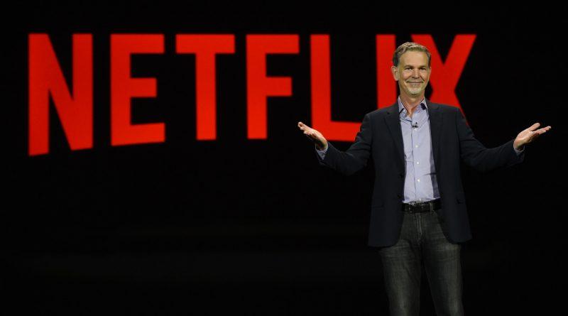 Netflix 市值