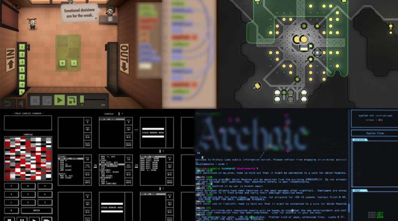 把你的「編程功力」再進化!強烈推薦給工程師的 5 款 Programming 遊戲