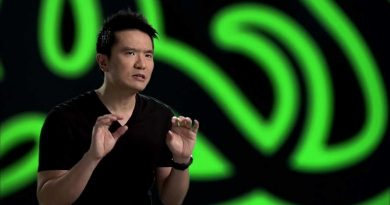 Razer CEO 陳民亮