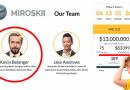 為了 ICO 能有多瘋狂:Miroskii Coin 「疑似」盜用 Ryan Gosling 相片並籌得 $83 萬美金