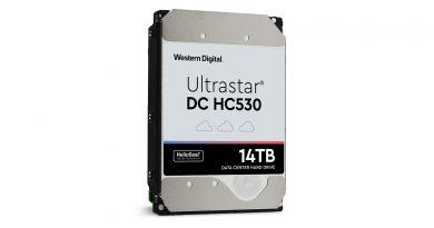 Western Digital 14TB HelioSeal