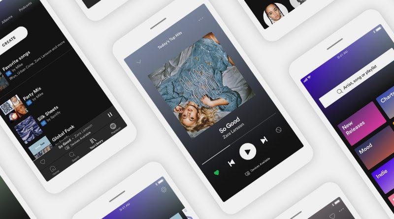 Spotify免費版升級