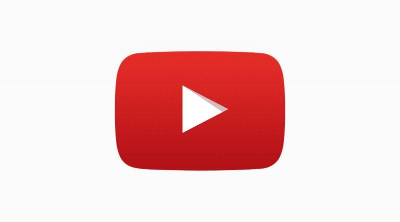 Youtube 平台每月的登入觀看用戶