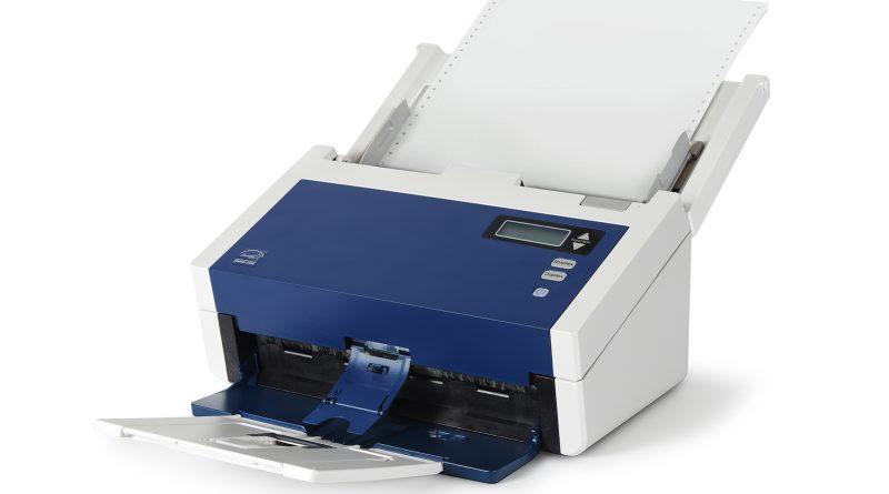 富士施樂推出全新DocuMate 系列彩色掃瞄器