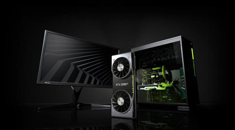 Nvidia正式發表新遊戲顯卡系列RTX 2070、RTX 2080及RTX 2080 Ti