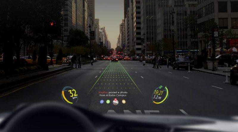 AR公司WayRay獲保時捷與中白基金C輪融資明年目標成10億美元獨角獸