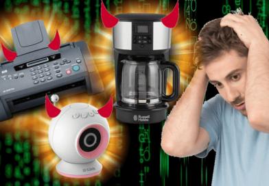 網路攻撃比你想像中更容易:傳真機、咖啡機等都有機會成為攻撃目標