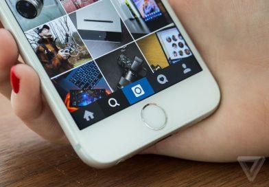 Instagram在探索頁面添加了一個購物的選項