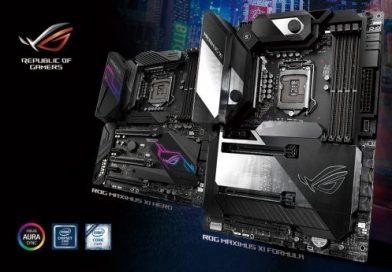 ASUS 推出 Intel Z390 系列主機板兼具AI智能超頻、極致散熱與多元連線力
