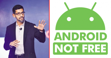 Android 不再免費
