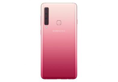 Samsung Galaxy A9 智能手機,創新後置四鏡