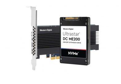 Western Digital發佈全新ULTRASTAR 記憶體:打入記憶體內運算市場