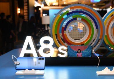 Samsung 推 Galaxy A8s:Infinity-O 提升視覺效果