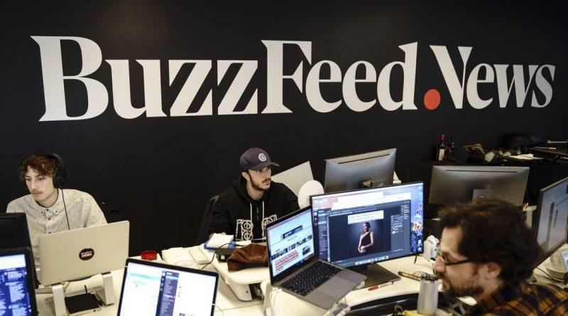 BuzzFeed 解僱