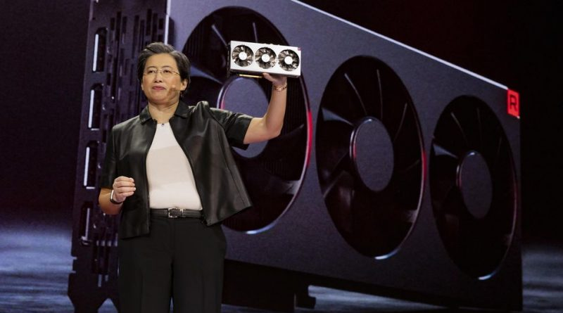 AMD 總裁暨執行長蘇姿丰博士在 CES 2019 發表主題演講 揭示即將到來的高效能運算轉捩點