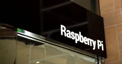 Raspberry Pi 實體店