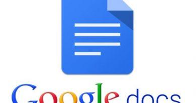 Google Docs 開放 API