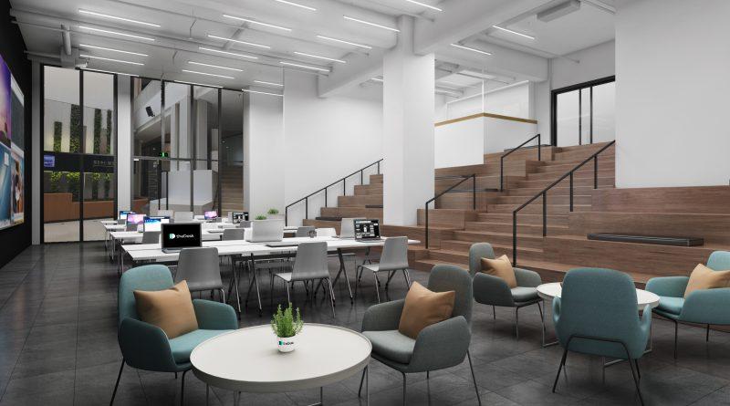 theDesk於上海開設首個共享工作空間,銳意拓展國際巿場